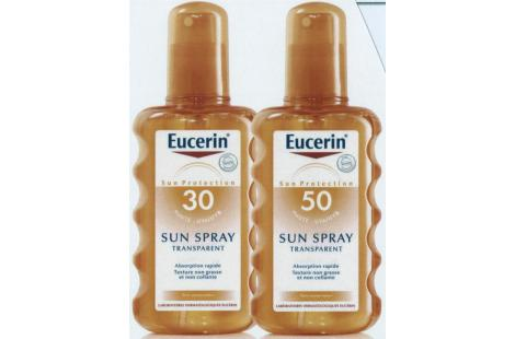 Sun Spray Transparent SPF 30 et 50 - 1