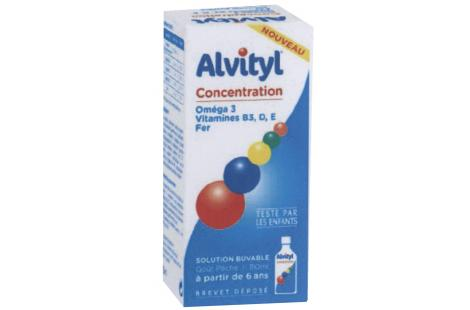 Alvityl Concentration - 1