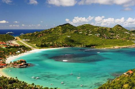 Saint Barth A-Baie Saint-Jean